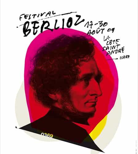 Affiche Berlioz 2009