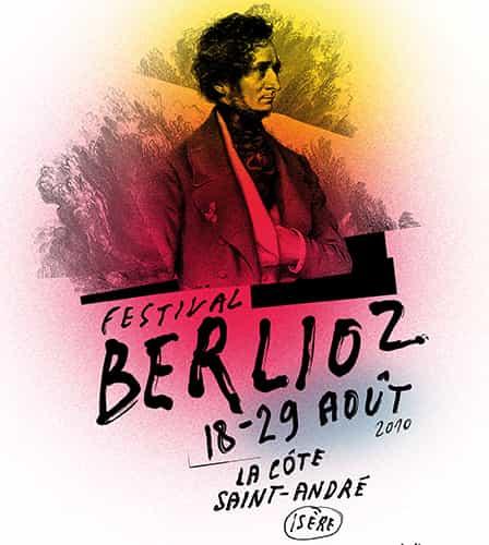 Affiche Berlioz 2010