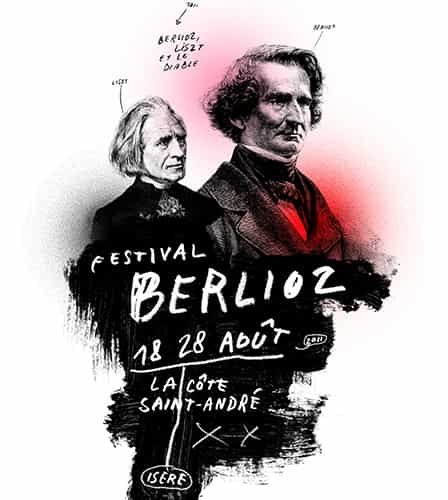 Affiche Berlioz 2011