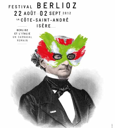 Affiche Berlioz 2012