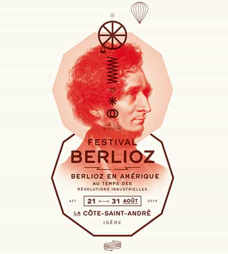 Affiche Berlioz 2014