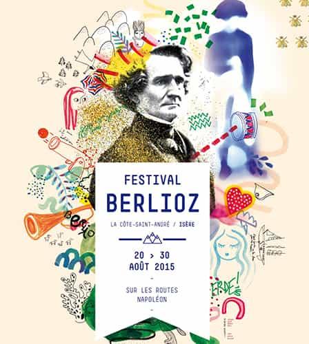 Affiche Berlioz 2015