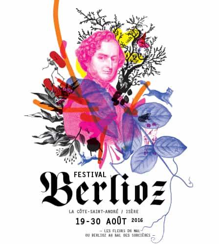 Affiche Berlioz 2016