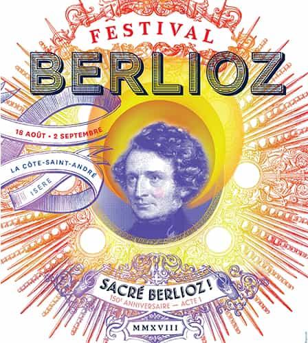 Affiche Berlioz 2018