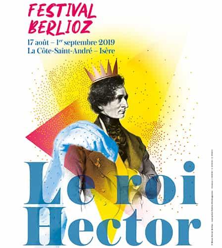Affiche Berlioz 2019